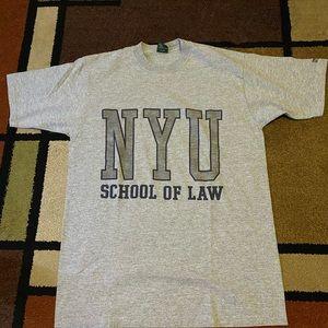 NYU vintage t shirt